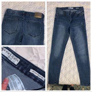 Anne Klein - Size 2 - Straight Leg Jeans